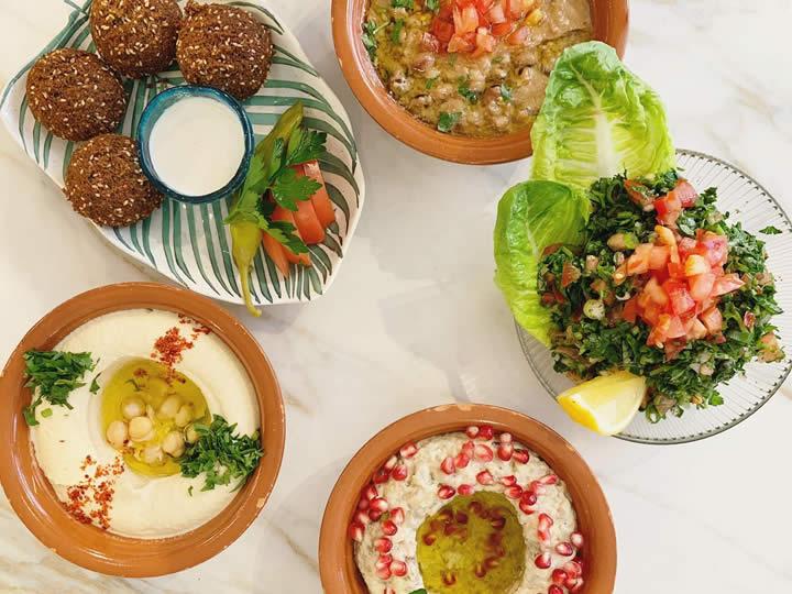 Aline Lebanese Kitchen
