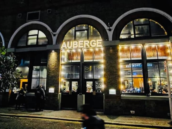 Auberge Waterloo