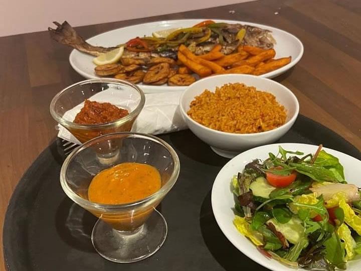 Calabash Restaurant & Bar