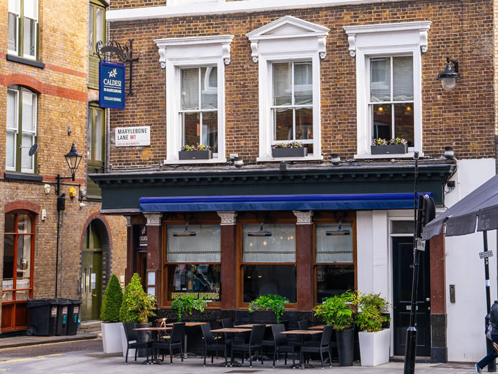 Caldesi In Marylebone