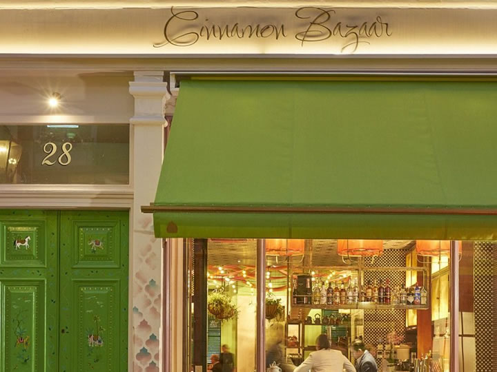Cinnamon Bazaar