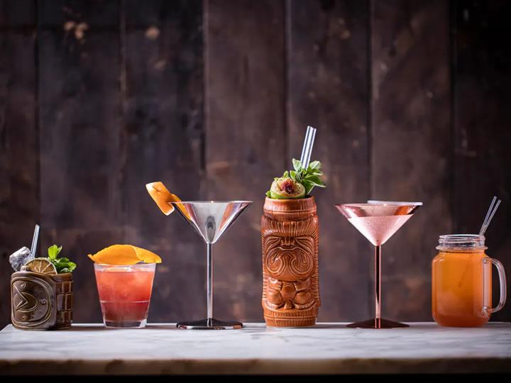 Cocktail Masterclass for Two at 100 Wardour Street, Soho