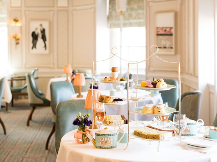 Fortnum & Mason Champagne Afternoon Tea for Two