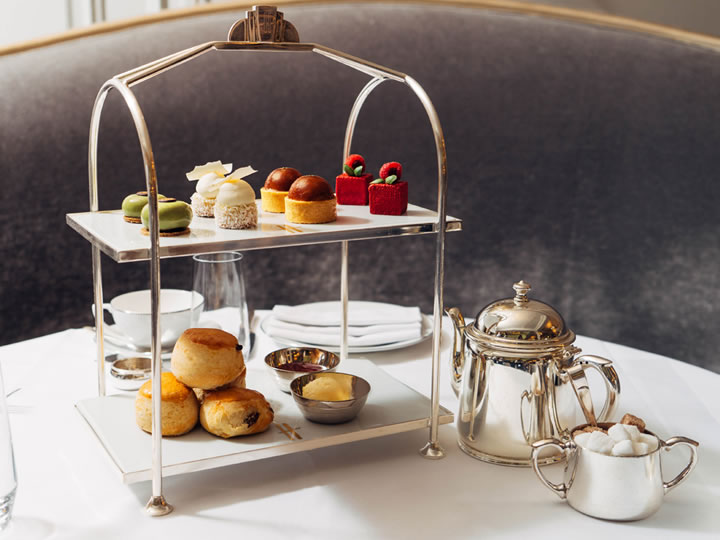 Afternoon Tea for Two in the Harrods Tea Rooms