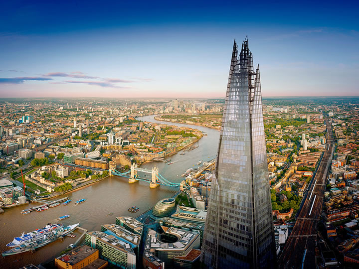 The View from The Shard and Dining at Hard Rock Cafe