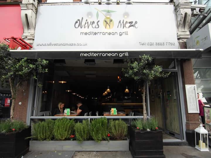 Olives and Meze