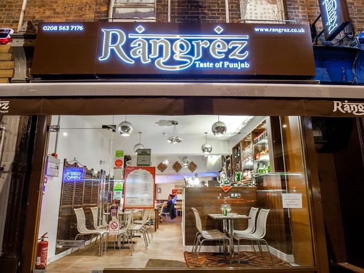 Rangrez Indian Restaurant