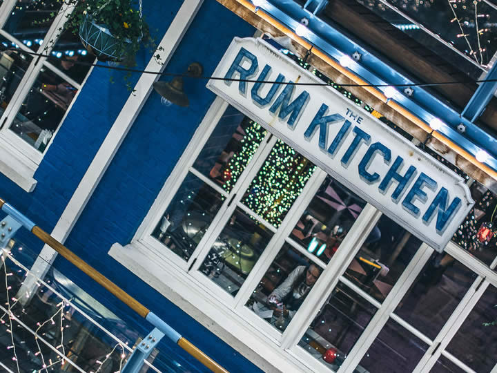 Rum Kitchen Carnaby