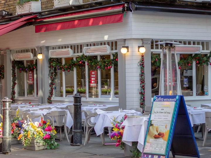 Sofra Oxford Street